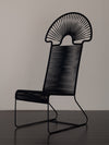 BCW AURA CHAIR - Black BY LIKA MOORE