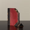 Dunhill Leather Bound Book FLASK