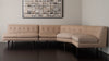 EDWARD WORMLEY FOR DUNBAR 2 PIECE SECTIONAL SOFA
