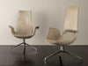 FK 6725 TULIP CHAIRS BY FABRICIUS & KASTHOLM
