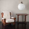 PAIR OF CHALET CLUB CHAIRS