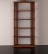 Faux Bois Painted Steel Bookcase
