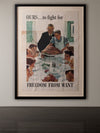 Norman Rockwell Poster (4 of 4)
