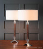 Pair of Frozen In Motion Table Lamps