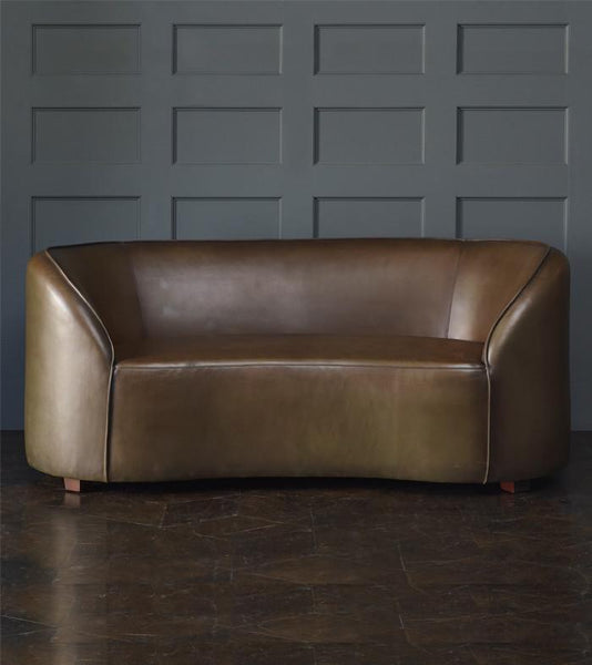 Sillon Leather Couch