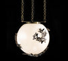 "Haunt Pendant, 18"" by Jane Hallworth"