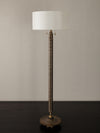 'interstitial standing' FLOOR LAMP by GIANNI VALLINO