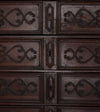 17th Century Italian Walnut Chest