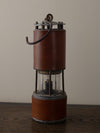 ELECTRIFIED MINER'S LAMP