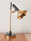 OSCAR TORLASCO ADJUSTABLE 'LENS' LAMP