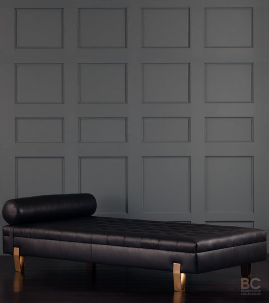 Ocio Leather Daybed