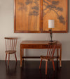 Pair of Side Chairs in the style of Nakashima
