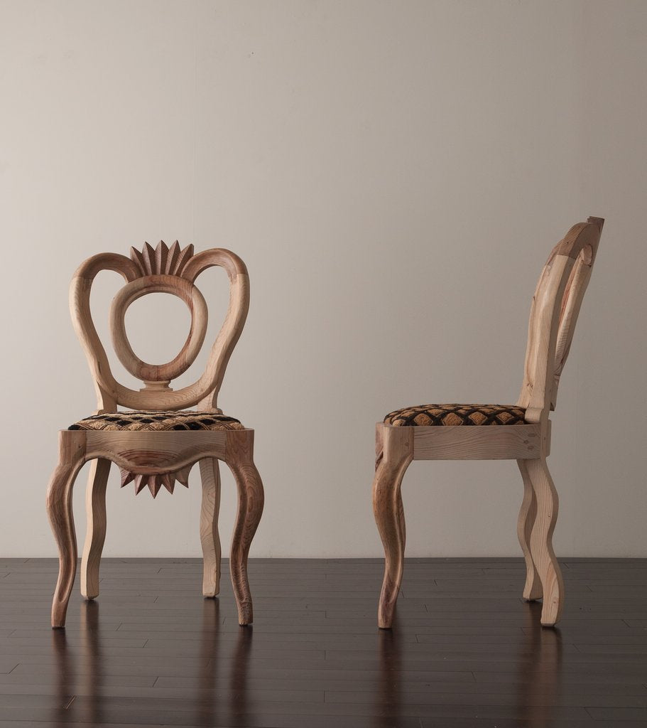 Pair of 'Tenerife' Opera Chairs by Mike Diaz