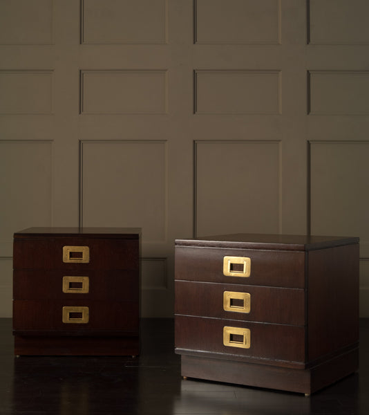 PAIR OF ICO & LUISA PARISI NIGHTSTANDS