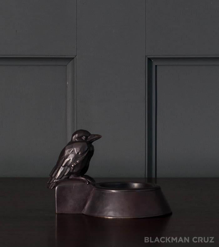 Raven Ashtray