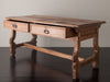 18th C Two Drawer Desk
