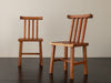 Set of 8 San Miguel Dining Chairs