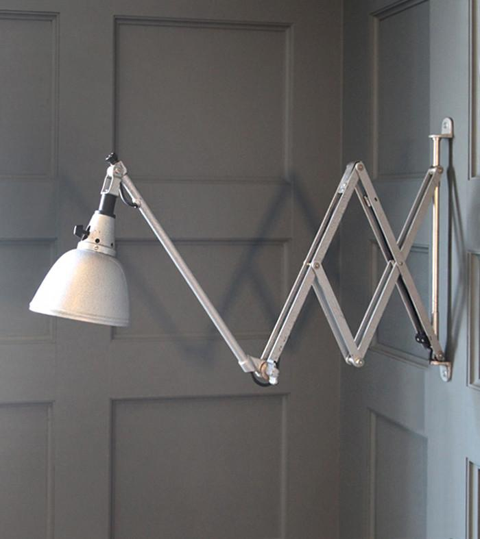 Midgard Adjustable Scissor Sconce