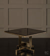 Square Tower Side Table