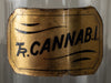 'TINCTURE OF CANNABIS' APOTHECARY BOTTLE