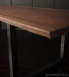 Modernist 9 ft Wood Table
