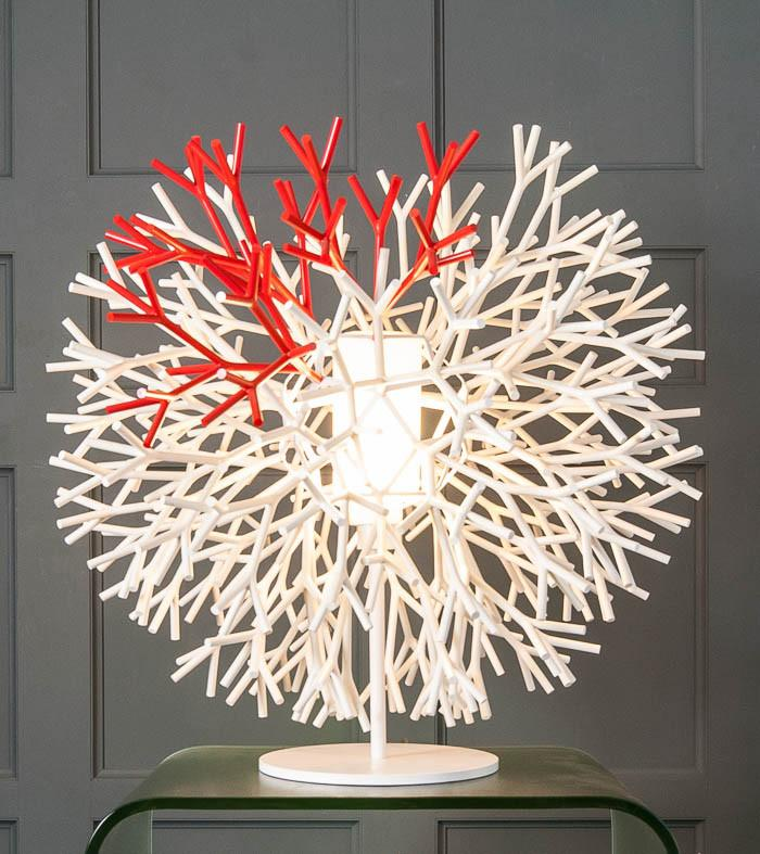 Amazing Coral Table Lamp By Lagranja For Pallucco Amazing Pictures