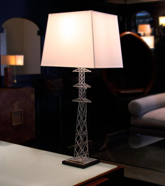Transmission Maquette Base Table Lamp