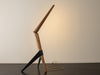 WOOMERA WOODEN FLOOR LAMP