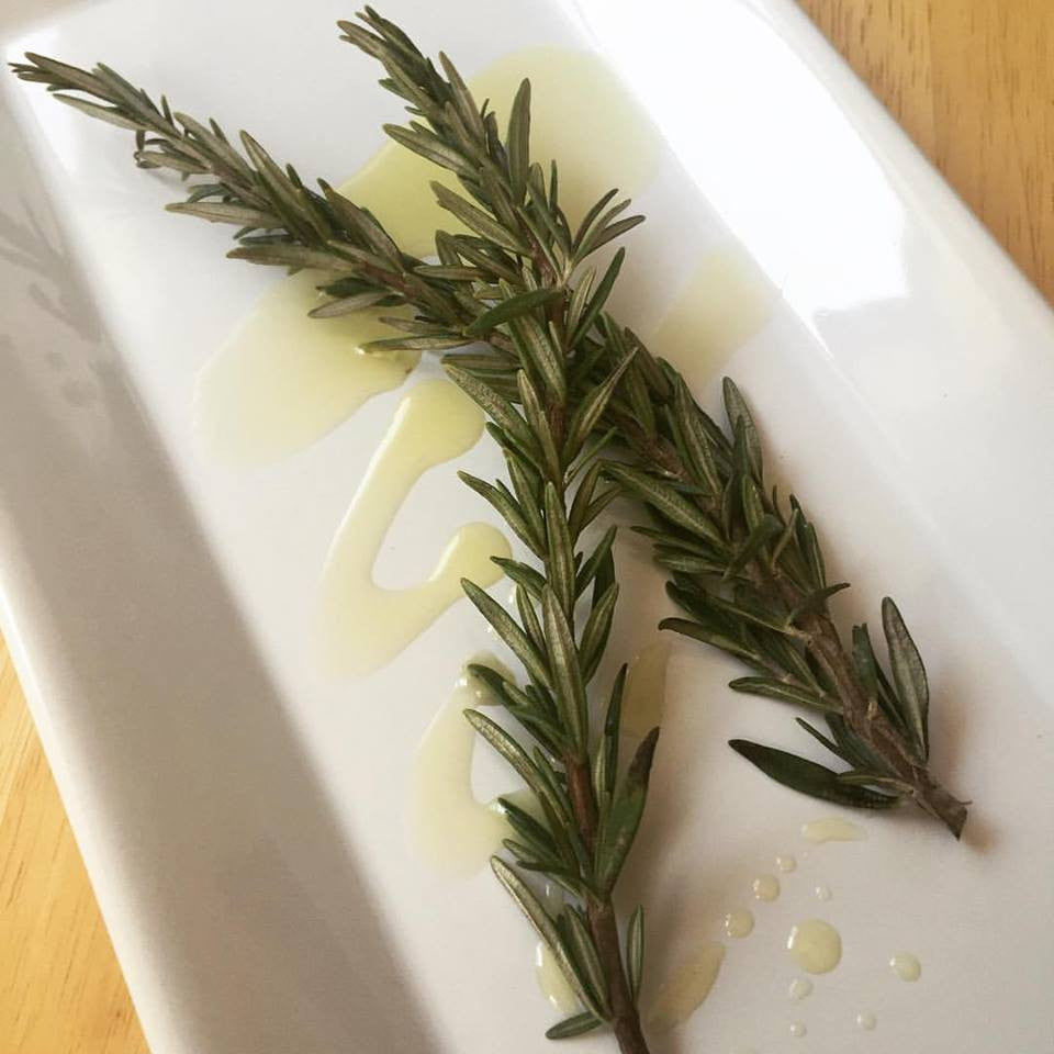 Rosemary Olive Oil truffle - the flavor of the month