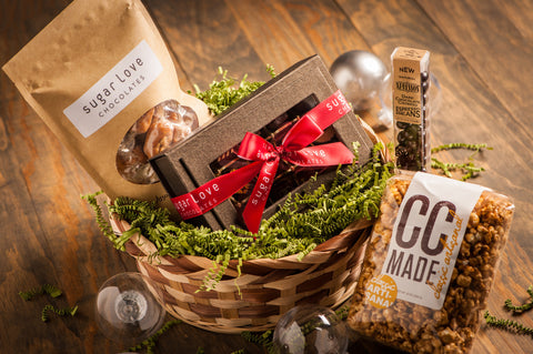 Everyday Gift Basket - Chocolates and more