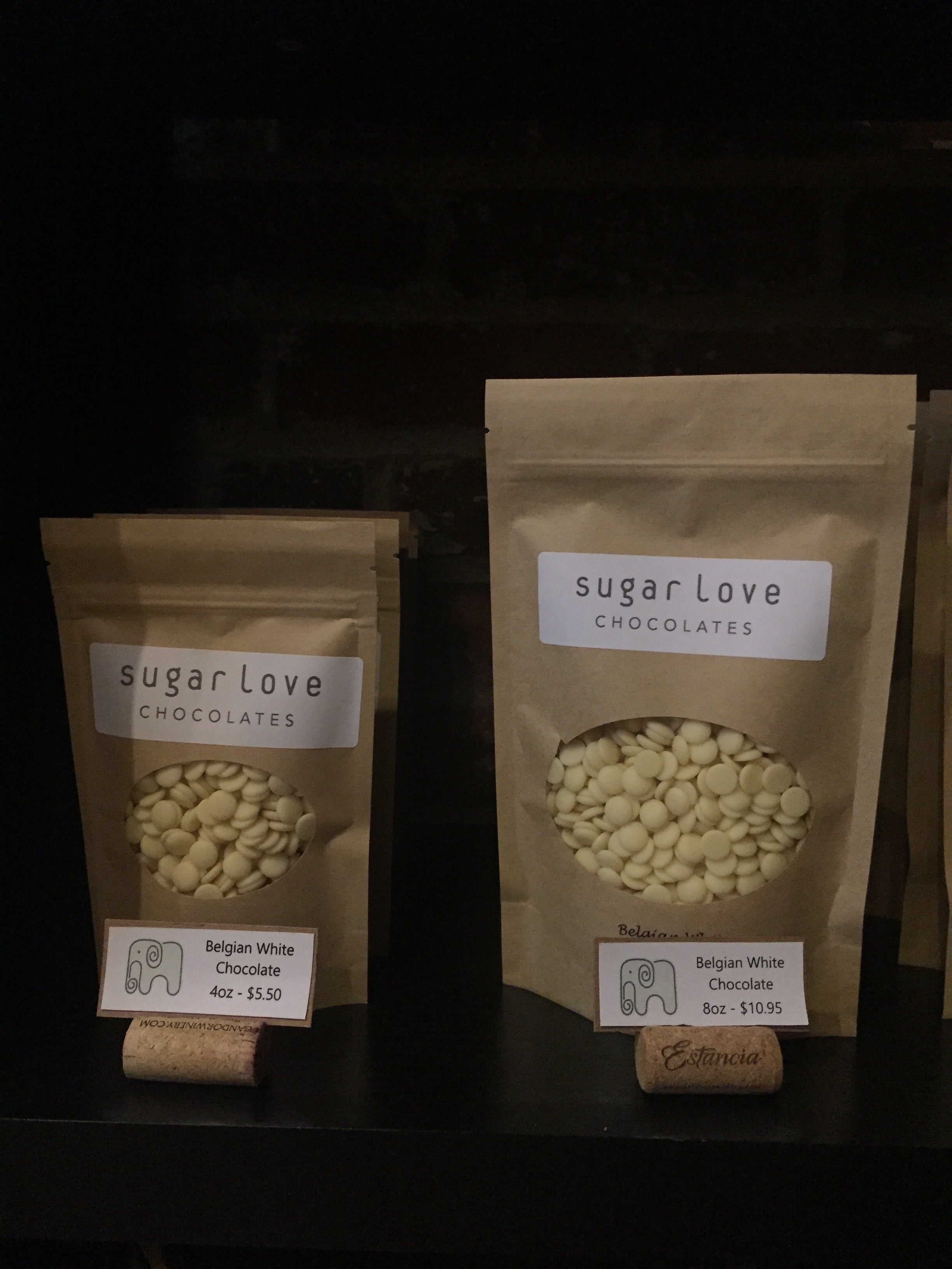 Bulk Chocolate – Sugar Love Chocolates