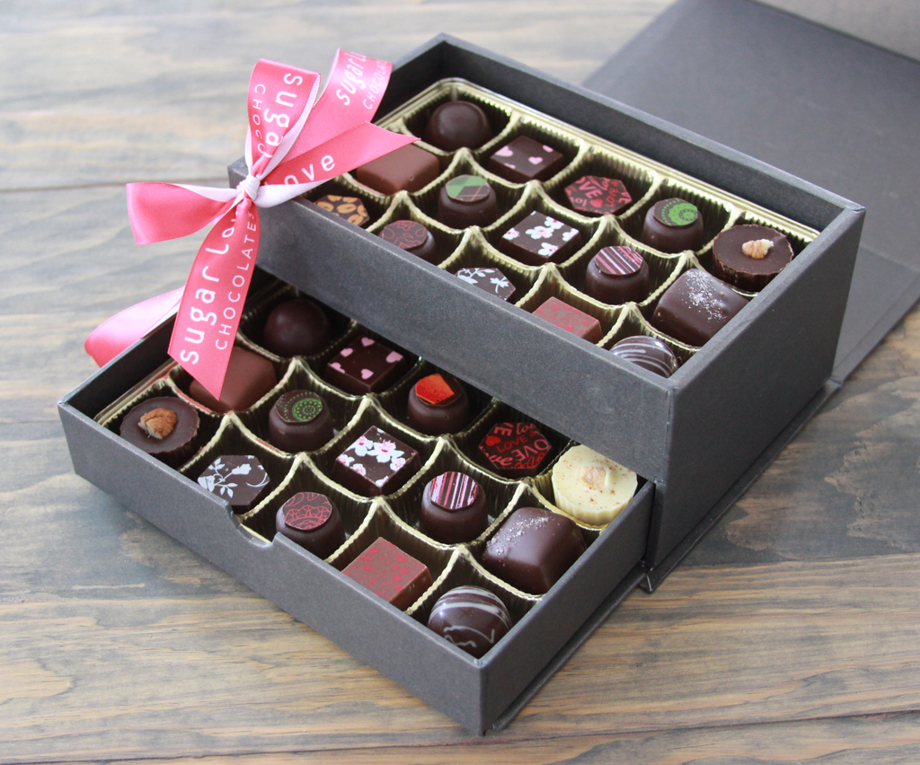 Jewelry Box of Chocolates – Sugar Love Chocolates