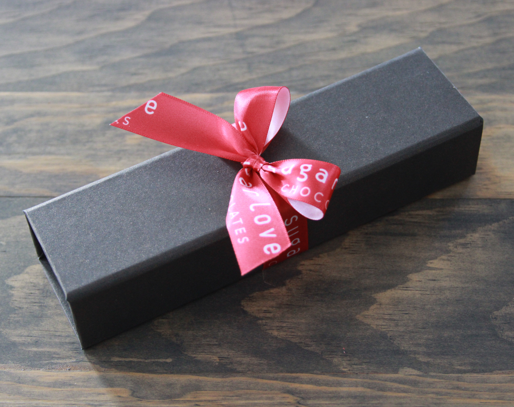 Five piece chocolate box