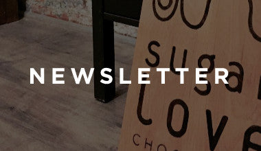 Sign up for the Sugar Love newsletter