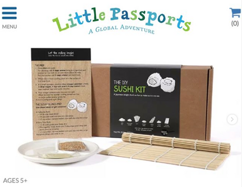 Global Grub and Little Passports