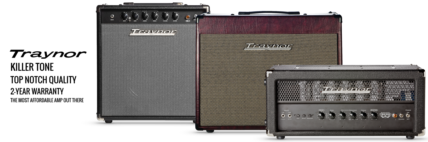 Traynor Amplifiers