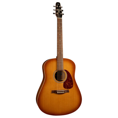 Seagull Entourage Rustic Acoustic Guitar, Like New - 1