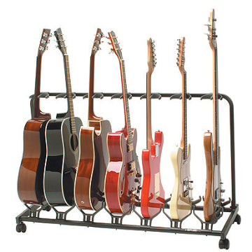 Quik Lok GS-471 Multiple - 7 Guitar Stand