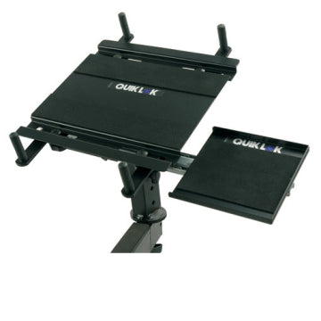 Quik Lok LPH-Z Laptop Holder Z Stands