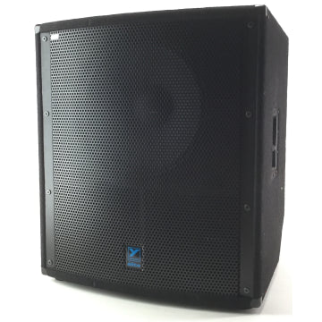 Yorkville LS801P Elite Series Powered Subwoofer, 1500 Watts, Used