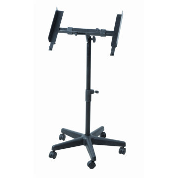 Quik Lok QL-400 Studio Locator Stand Fully Adjustable w/ Casters
