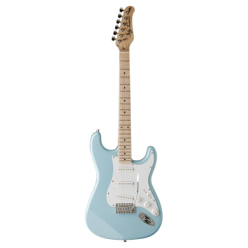 Jay Turser JT-300M Electric Guitar, Daphne Blue