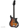 Hagstrom Retroscape Series Condor Model Tobacco Sunburst - 1