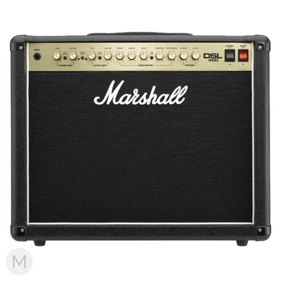 Marshall DSL40C 40W All-Tube 1x12 Guitar Combo Amplifier - 1