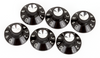 Fender Skirted Amp Knob 6-Pack