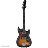Hagstrom Retroscape Series H-II Model 3 Tone Sunburst - 1