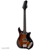 Hagstrom Retroscape Series Impala Model Brown Burst - 1