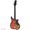 Hagstrom Retroscape Series Impala Model Cherry Sunburst - 1