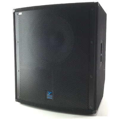 Yorkville Sound Elite Series LS801P Powered Subwoofer, 1500 Watts, Used