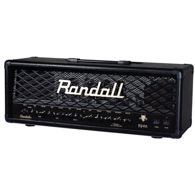Randall RD100H Diavlo Series Amplifier Head Side